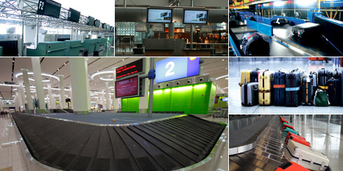 Pteris Global - Baggage Handling Systems